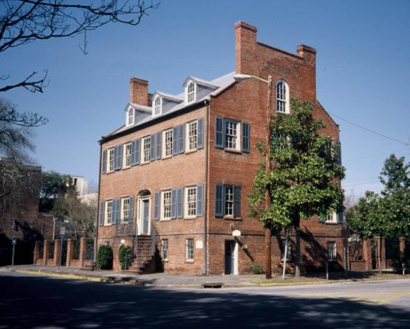 Davenport House, Savannah, GA