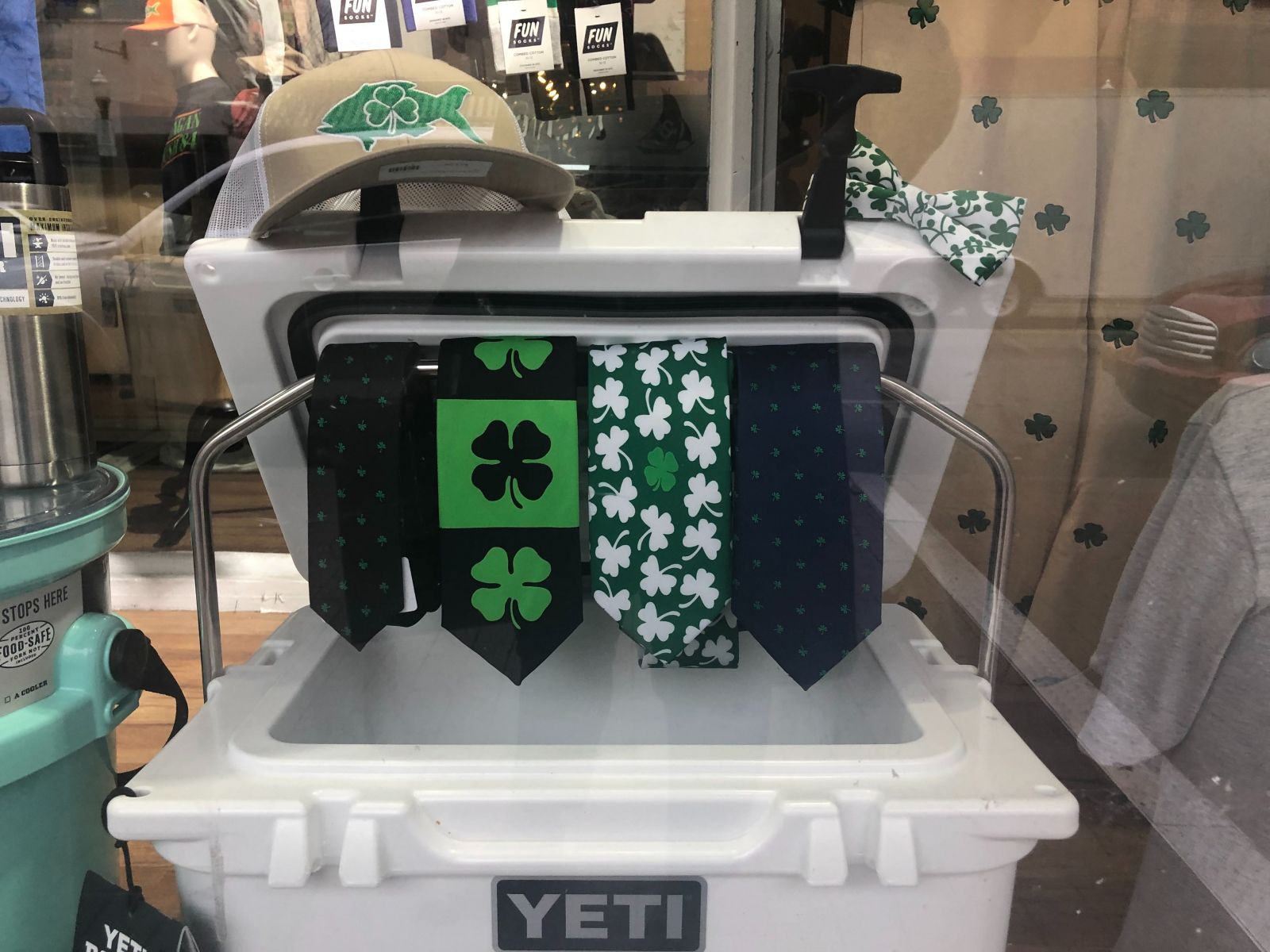 St. Patrick's Day Parade Swag Clothing Souvenirs Shops