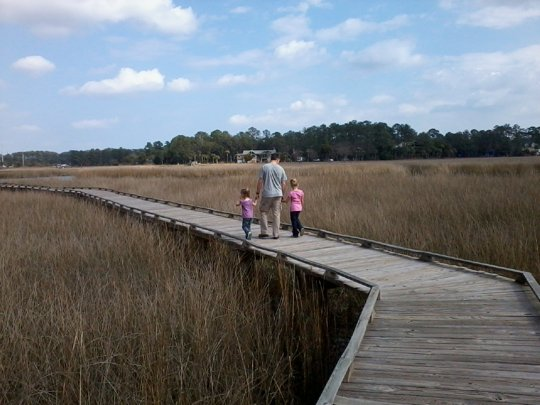 Oatland Island Wildlife Center, Savannah GA