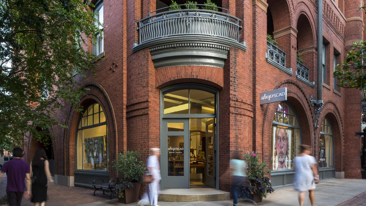 Shop SCAD where to buy local art from local artists in savannah stay lucky