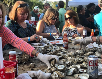 Pickin' & Shuckin' with Bubbles & Beer