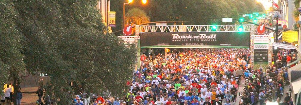 Savannah Rock and Roll Marathon
