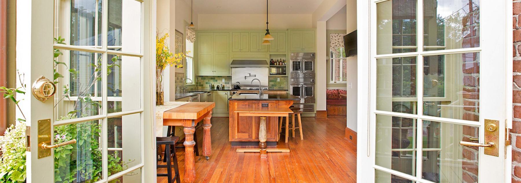 Gourmet Kitchen at The Whitman