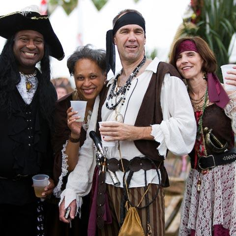 Tybee Island Pirate Festival