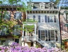 Traditional Home Rentals in Savannah