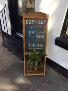 Cup to Cup Savannah