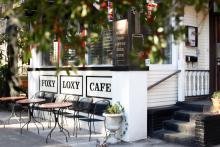 Foxy Lady Print Gallery & Cafe in Savannah