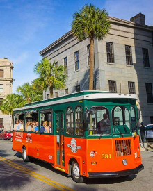 Trolley Tours in Savannah GA Old Town Trolley