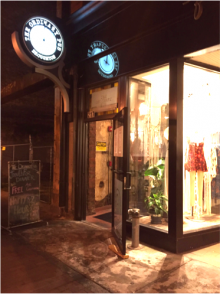 The Ordinary Pub, Savannah dining