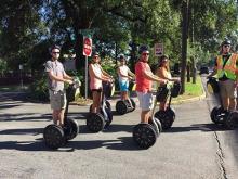 Segway in Savannah